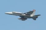 shingenさんが、岩国空港で撮影したアメリカ海兵隊 F/A-18C Hornetの航空フォト(写真)