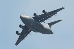 shingenさんが、岩国空港で撮影したアメリカ空軍 C-17A Globemaster IIIの航空フォト(飛行機 写真・画像)