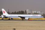 yabyanさんが、成田国際空港で撮影した中国国際航空 A321-213の航空フォト(飛行機 写真・画像)