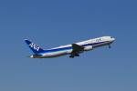 ゆなりあさんが、中部国際空港で撮影した全日空 767-381/ERの航空フォト(写真)