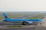 ハピネスさんが、関西国際空港で撮影した大韓航空 787-9の航空フォト(写真)