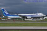 いおりさんが、福岡空港で撮影した全日空 767-381/ERの航空フォト(写真)