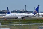 南国の防人さんが、成田国際空港で撮影したユナイテッド航空 737-824の航空フォト(写真)