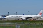 南国の防人さんが、成田国際空港で撮影した日本航空 777-346/ERの航空フォト(写真)