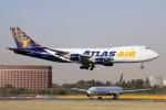 yabyanさんが、成田国際空港で撮影したアトラス航空 747-47UF/SCDの航空フォト(飛行機 写真・画像)
