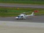 bannigsさんが、新潟空港で撮影したノエビア AW109SP GrandNewの航空フォト(写真)