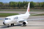 とむくんさんが、函館空港で撮影したジェイ・エア ERJ-190-100(ERJ-190STD)の航空フォト(写真)