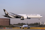 yabyanさんが、成田国際空港で撮影したニュージーランド航空 787-9の航空フォト(飛行機 写真・画像)