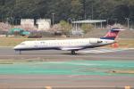 OMAさんが、成田国際空港で撮影したアイベックスエアラインズ CL-600-2C10 Regional Jet CRJ-702ERの航空フォト(飛行機 写真・画像)
