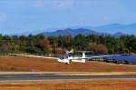 デデゴンさんが、石見空港で撮影した日本法人所有 DG-500Mの航空フォト(写真)