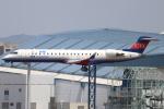 代打の切札さんが、伊丹空港で撮影したアイベックスエアラインズ CL-600-2C10 Regional Jet CRJ-702の航空フォト(写真)