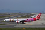 mild lifeさんが、関西国際空港で撮影したタイ・エアアジア・エックス A330-343Xの航空フォト(写真)