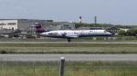 リンダさんが、松山空港で撮影したアイベックスエアラインズ CL-600-2C10 Regional Jet CRJ-702ERの航空フォト(写真)
