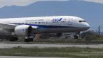 リンダさんが、松山空港で撮影した全日空 787-8 Dreamlinerの航空フォト(写真)