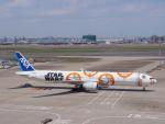 空港快速さんが、羽田空港で撮影した全日空 777-381/ERの航空フォト(写真)