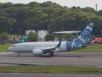 空港快速さんが、成田国際空港で撮影したBBJ One 737-7CJ BBJの航空フォト(写真)