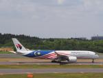 空港快速さんが、成田国際空港で撮影したマレーシア航空 A350-941XWBの航空フォト(写真)