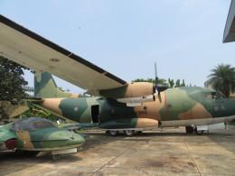 ランチパッドさんが、ドンムアン空港で撮影したタイ王国空軍 C-123 Providerの航空フォト(飛行機 写真・画像)