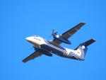 むらさめさんが、新千歳空港で撮影したオーロラ DHC-8-200Q Dash 8の航空フォト(写真)