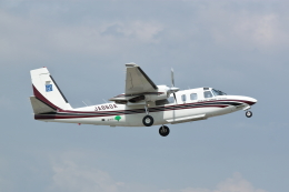 KeBongoさんが、調布飛行場で撮影したアジア航測 695 Jetprop 980の航空フォト(飛行機 写真・画像)