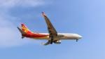 westtowerさんが、プーケット国際空港で撮影した海南航空 737-84Pの航空フォト(写真)