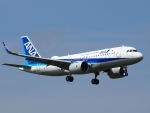 CR51ANさんが、成田国際空港で撮影した全日空 A320-271Nの航空フォト(写真)