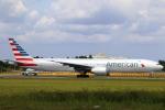 まえちんさんが、成田国際空港で撮影したアメリカン航空 777-323/ERの航空フォト(写真)