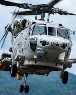 まんぼ しりうすさんが、舞鶴飛行場で撮影した海上自衛隊 SH-60Kの航空フォト(飛行機 写真・画像)