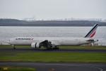 kozikoziさんが、羽田空港で撮影したエールフランス航空 777-328/ERの航空フォト(写真)