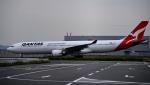 simokさんが、関西国際空港で撮影したカンタス航空 A330-303の航空フォト(写真)