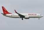 あしゅーさんが、福岡空港で撮影したイースター航空 737-808の航空フォト(写真)