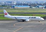 じーく。さんが、宮崎空港で撮影したジェイ・エア ERJ-190-100(ERJ-190STD)の航空フォト(飛行機 写真・画像)