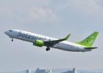 じーく。さんが、宮崎空港で撮影したソラシド エア 737-86Nの航空フォト(飛行機 写真・画像)