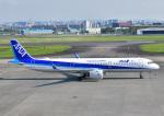 じーく。さんが、宮崎空港で撮影した全日空 A321-272Nの航空フォト(飛行機 写真・画像)