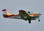 じーく。さんが、宮崎空港で撮影した航空大学校 A36 Bonanza 36の航空フォト(飛行機 写真・画像)