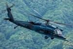 まんぼ しりうすさんが、舞鶴飛行場で撮影した航空自衛隊 UH-60Jの航空フォト(写真)