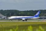 Gambardierさんが、岡山空港で撮影した全日空 767-381の航空フォト(写真)