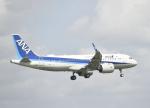 fukucyanさんが、成田国際空港で撮影した全日空 A320-271Nの航空フォト(写真)