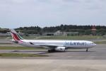 KAZFLYERさんが、成田国際空港で撮影したスリランカ航空 A330-343Xの航空フォト(写真)