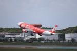 KAZFLYERさんが、成田国際空港で撮影したタイ・エアアジア・エックス A330-343Eの航空フォト(飛行機 写真・画像)