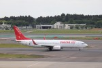 KAZFLYERさんが、成田国際空港で撮影したイースター航空 737-86Jの航空フォト(写真)