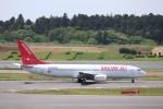 KAZFLYERさんが、成田国際空港で撮影したイースター航空 737-86Nの航空フォト(写真)