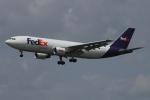 木人さんが、成田国際空港で撮影したフェデックス・エクスプレス A300B4-622R(F)の航空フォト(写真)