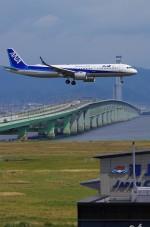 mild lifeさんが、関西国際空港で撮影した全日空 A321-272Nの航空フォト(写真)
