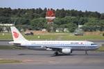 KAZFLYERさんが、成田国際空港で撮影した中国国際航空 A320-214の航空フォト(写真)