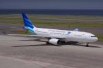 yabyanさんが、中部国際空港で撮影したガルーダ・インドネシア航空 A330-243の航空フォト(写真)