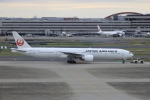 SIさんが、羽田空港で撮影した日本航空 777-346/ERの航空フォト(写真)