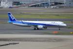 SIさんが、羽田空港で撮影した全日空 A321-211の航空フォト(写真)