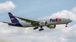 くろまるさんが、成田国際空港で撮影したフェデックス・エクスプレス A310-324(F)の航空フォト(写真)