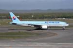 kumagorouさんが、新千歳空港で撮影した大韓航空 777-2B5/ERの航空フォト(写真)